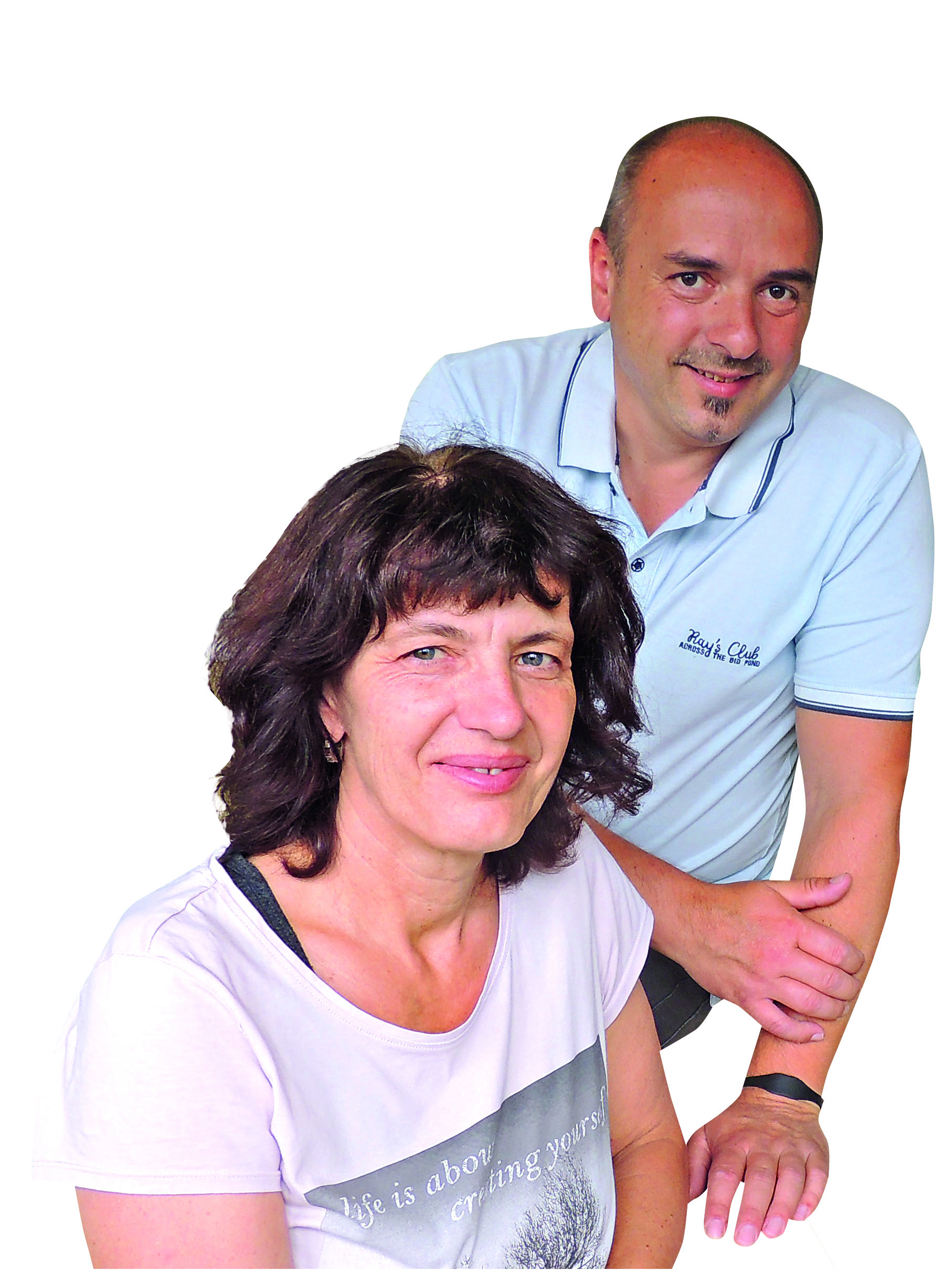 Anna Gradwohl und Christian Grill