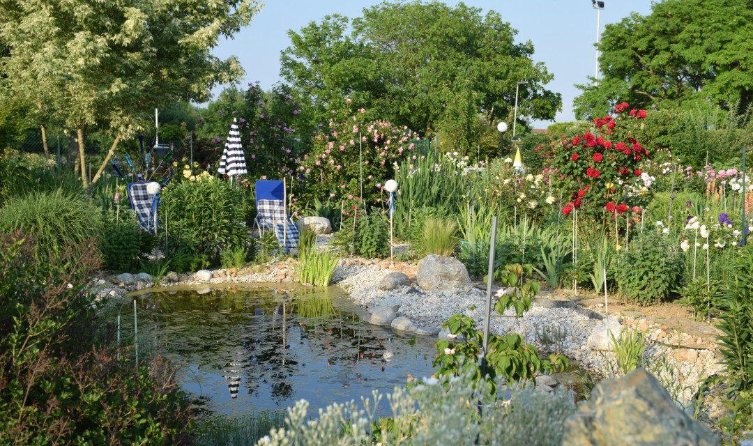 Garten-Träume: Grüne Paradiese sorgen für Frühlingsgefühle