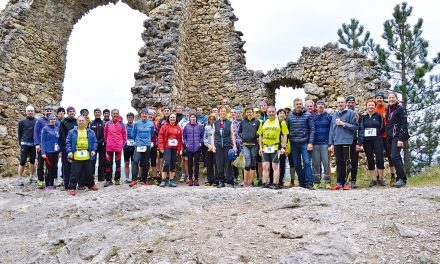 Lauftour – Auftakt in Seebenstein, neue Ideen in Lanzenkirchen und der Abendlauf für den guten Zweck