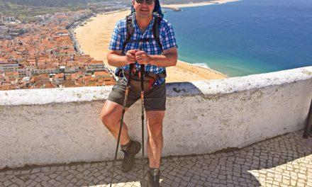 Lesung in Kirchschlag: Erfahrungen vom Jakobsweg