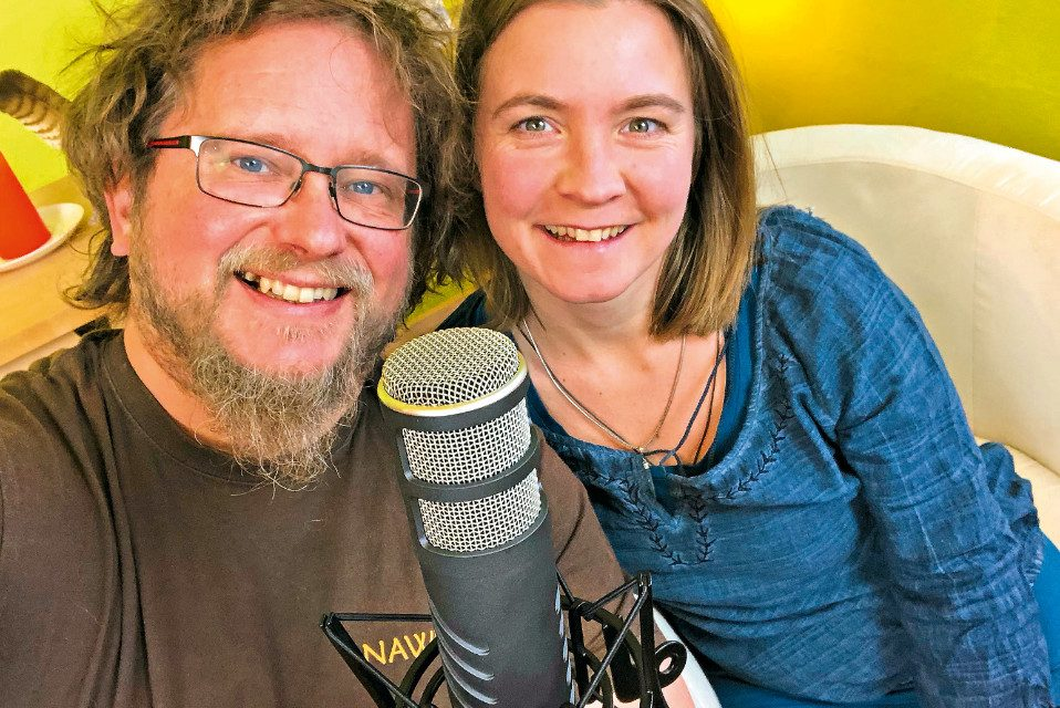 Naturverbundenheit per Podcast