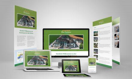 Neue Homepage für Seniorenpension