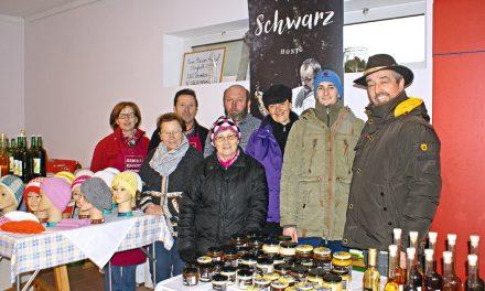 Saisonauftakt beim Bad Erlacher Bauernmarkt