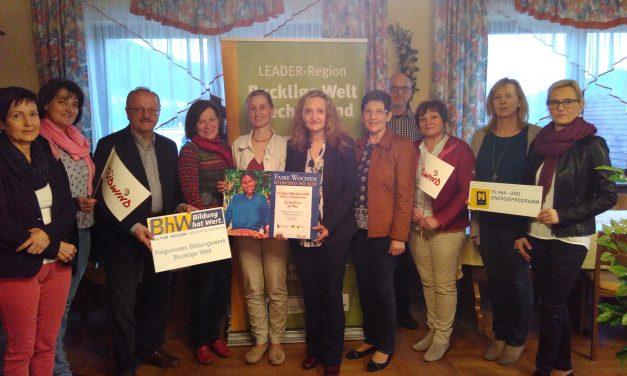 Faire Wochen: Volles Programm in der Fair Trade-Region