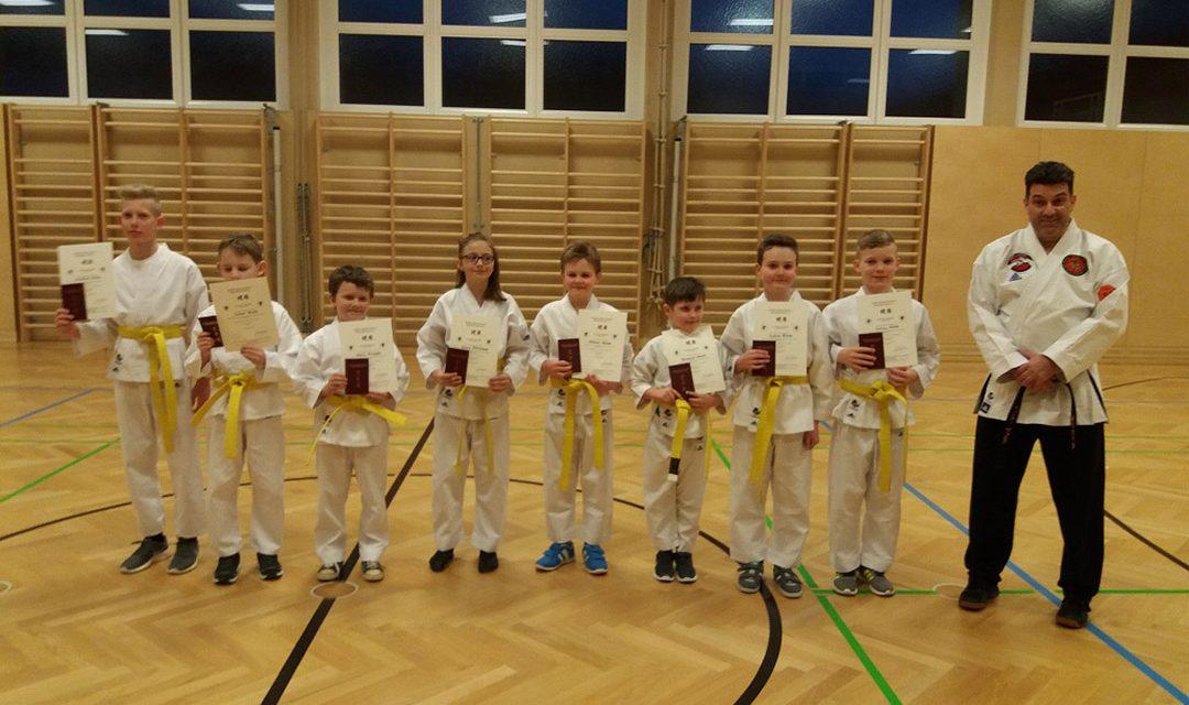 Karate aus Spaß und für den Ernstfall