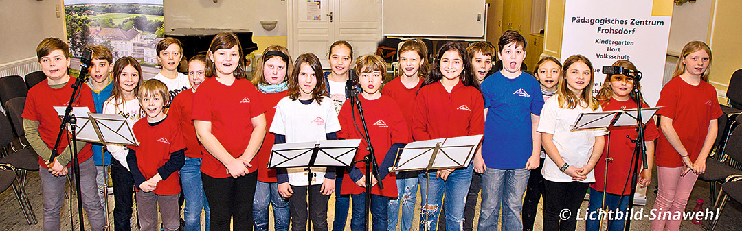 Musikalischer Abschied der Schüler