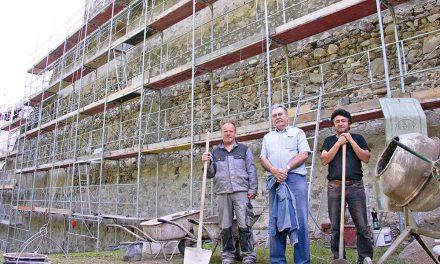 Burg Kirchschlag: Ausflug mit Ausstellung