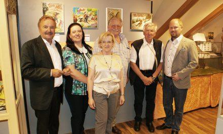 Museumsfrühling:  Kirchschlag und Katzelsdorf