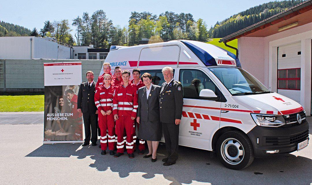 Rotes Kreuz: Premiere für Schnäppchenjäger