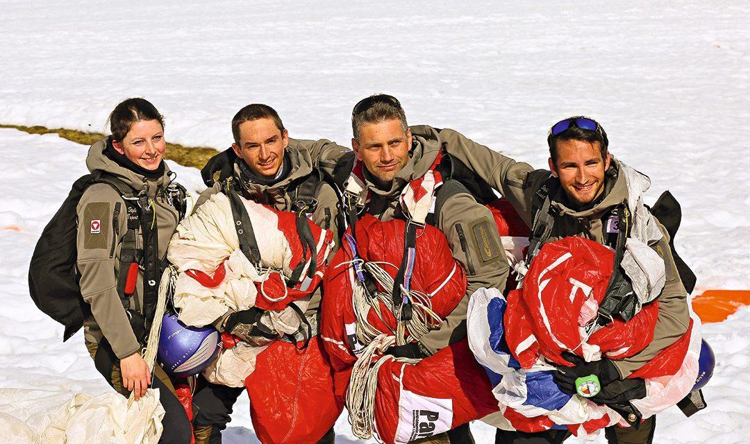 Kirchberg: Medaillenregen für Militärsportler