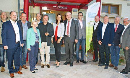 "Thermengemeinden: ""Welt in Bewegung"" nimmt Formen an"