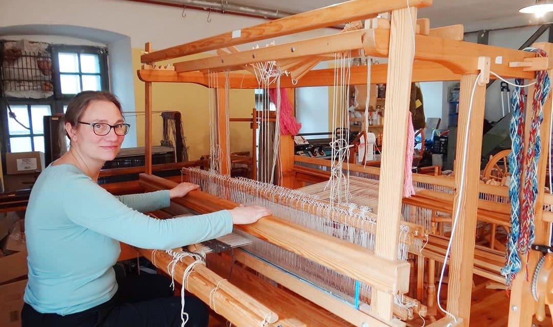 Leidenschaft für altes Handwerk