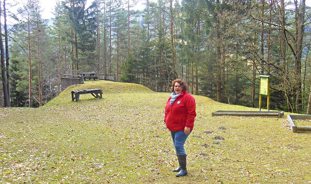 Feistritz: Erholungsoase am Waldlehrpfad