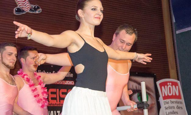 Tanz-Träume: Alles ist Musik und Bewegung