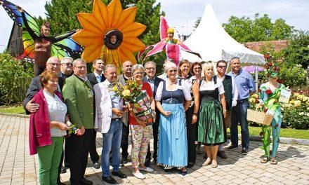 10 Jahre Fest der Rose
