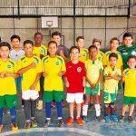 Brasilien zu Gast in Krumbach: Feriencamp mit Spaß und Sinn