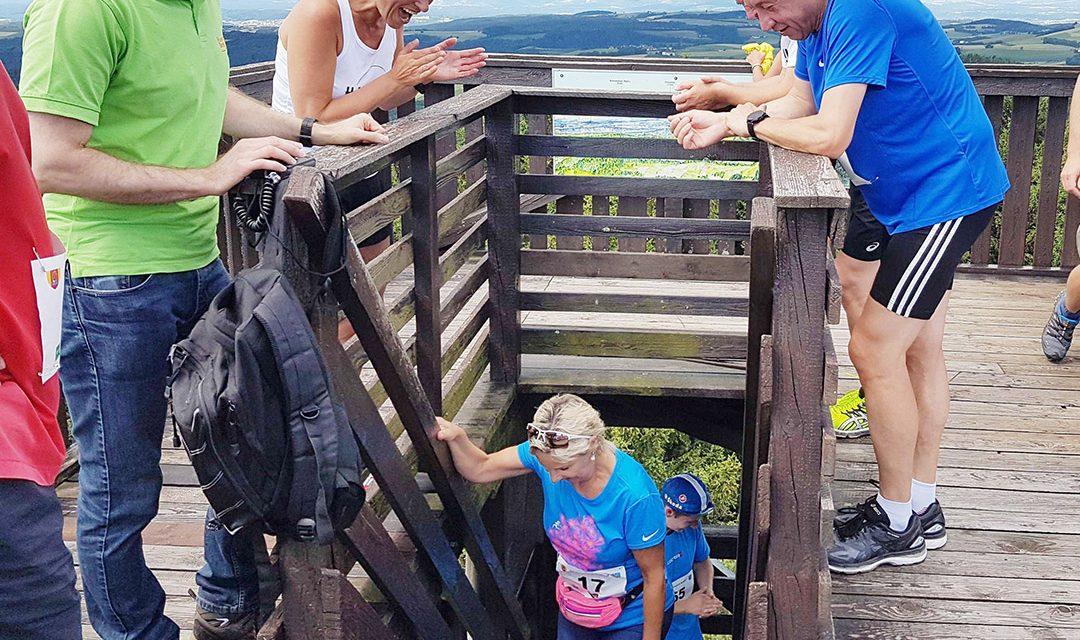 Laufsport mit Höhenluft: Hutwisch-Berglauf am 30. Juni