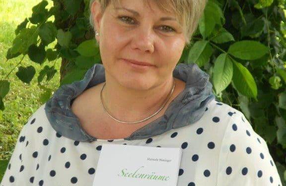 """Literaturzirkel: Neoautorin präsentiert """"Seelenträume"""""""