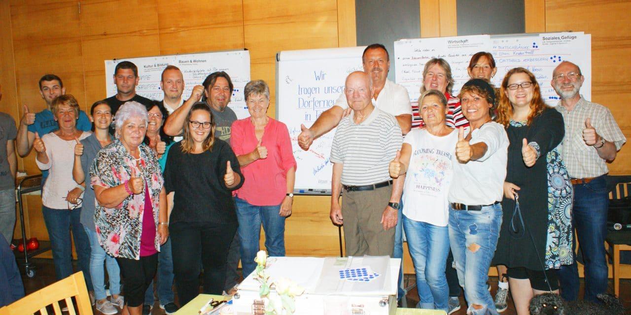 Föhrenau: drittes Dorfgespräch