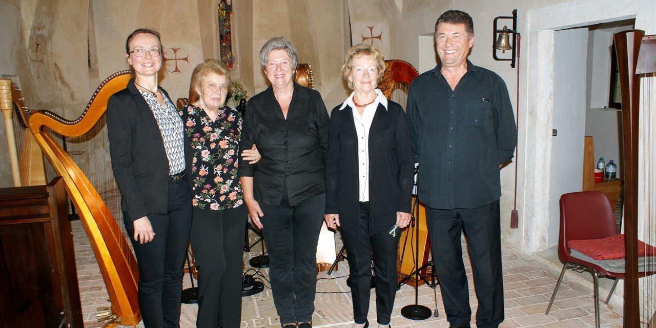 Harfenkonzert in der Ulrichskirche