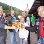 Guzzi-Treffen in Kirchberg