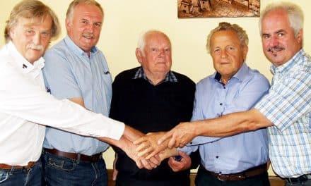 Direktor feiert 90. Geburtstag