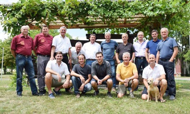 Burgenlands älteste Weinbaugemeinde: 800Jahre Lutzmannsburger Wein