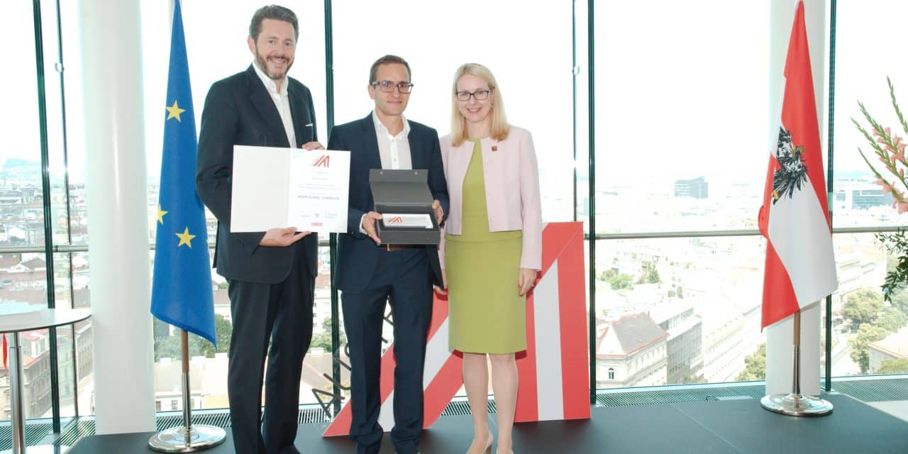 ProLion aus Lichtenegg: Global Champion im Silicon Valley