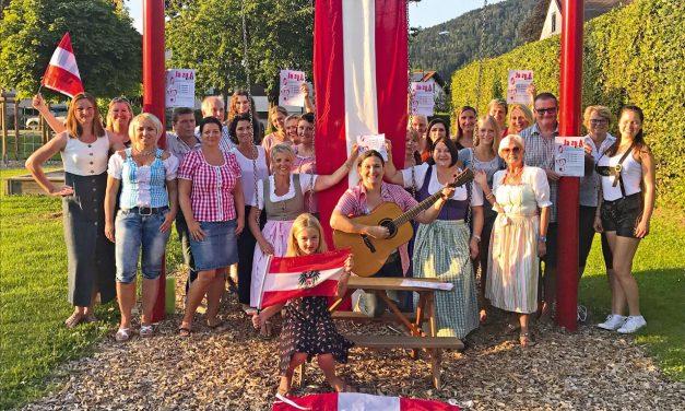 Chor Laudate präsentiert Best of Austropop