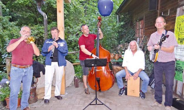 Jazzklänge im Moststadel