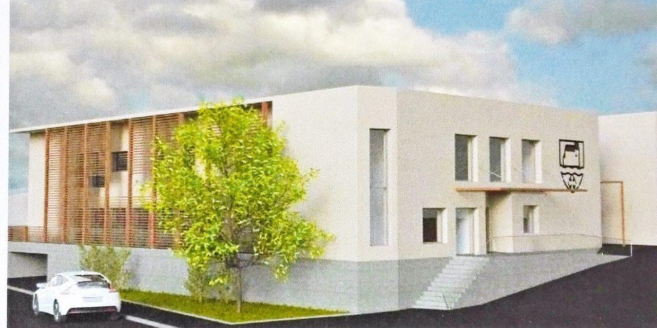 Großprojekt: Gemeindezentrum
