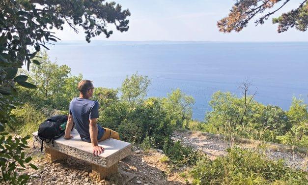 Zu Fuß nach Piran: Der Weg ist das Ziel