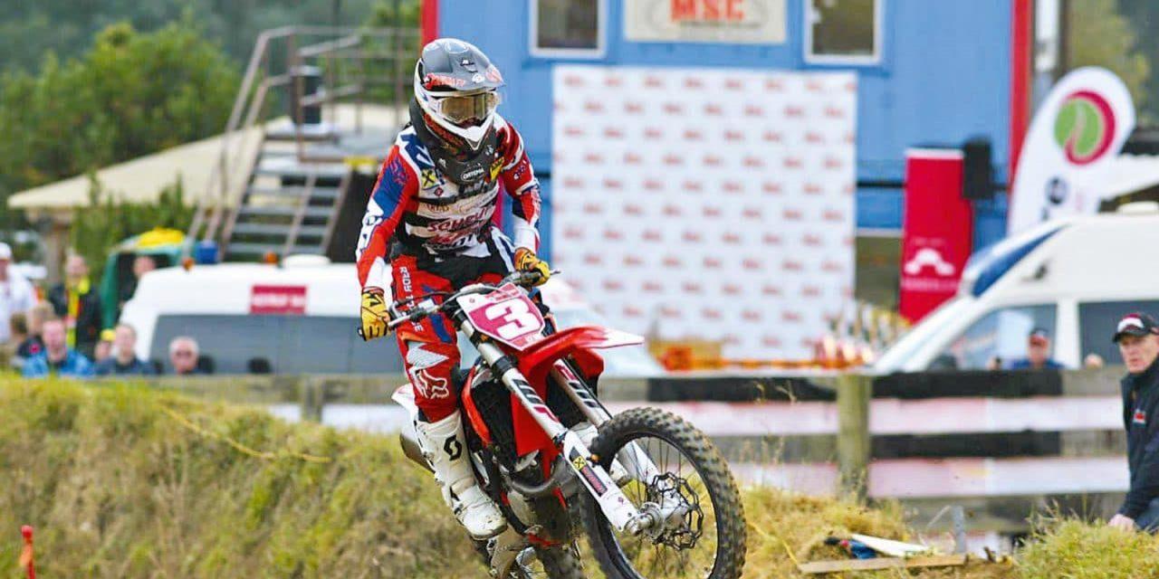 Staatsmeisterschaft: Motocross-Elite in Kirchschlag