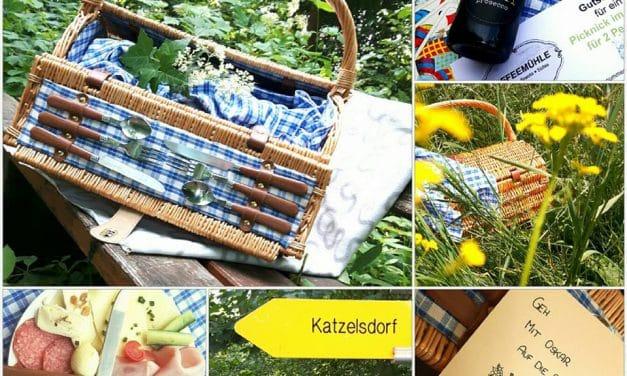 Entspannte Auszeit: Picknick im Grünen