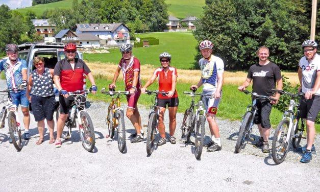 Genuss-Radtour zum 60.Geburtstag