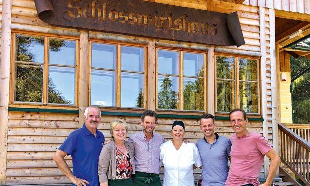 Krumbach: Schlosswirtshaus öffnet seine Pforten