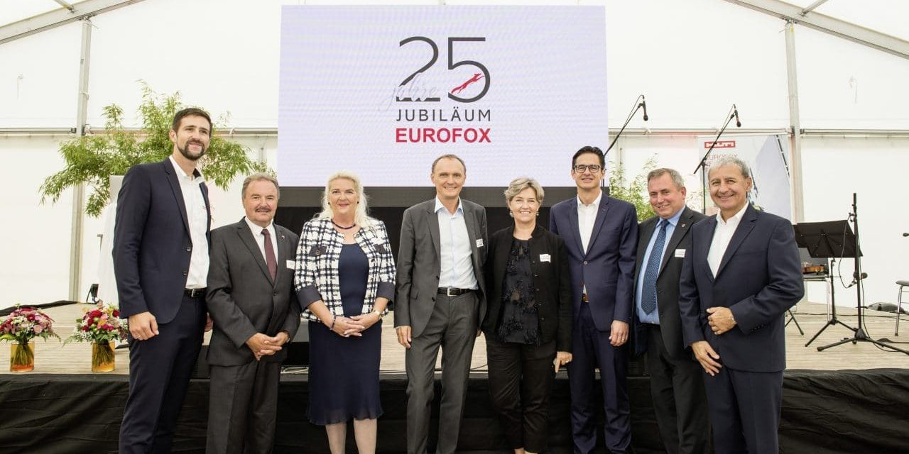 Eurofox feiert 25 Jahre