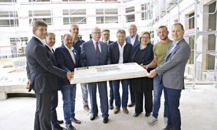 """""""Glück auf"""" für Kinder- und Jugend-Reha in Bad Erlach"""