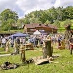 Holz, Musik und gute Stimmung