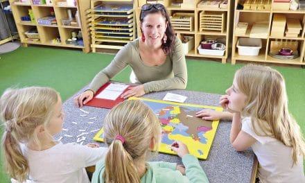 Lernfreude: die Welt spielerisch erforschen