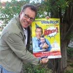 Ruhepol: Kabarettist als Wahl-Kirchberger