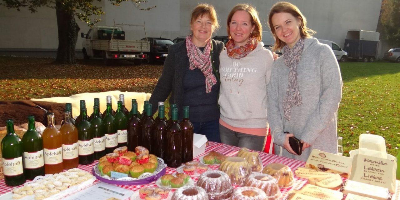Kirchberger Bauernmarkt für Regional-Fans
