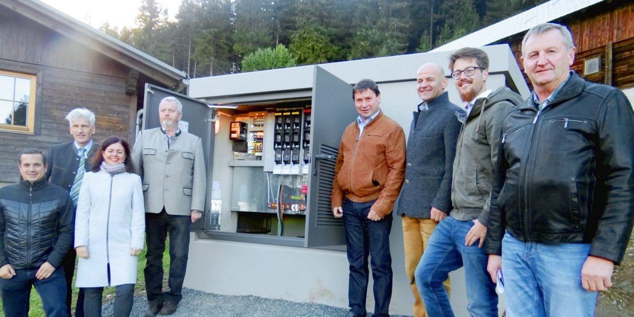 Großprojekt auf Steyersberger Schwaig