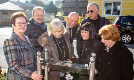 Jüdischer Besuch in Hochwolkersdorf