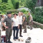 Haßbach: Vorkehrungen für Wassermassen