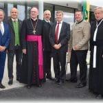 Hollenthon: neues Ortszentrum gefeiert