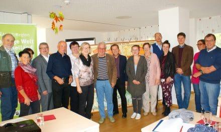 Wissensvermittler und Wehrkirchenführer
