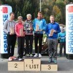 Teilnehmerrekord beim F/LIST Lauf