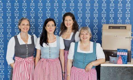 Nesib-Frauen: Dirndlwerkstatt mit Mehrwert