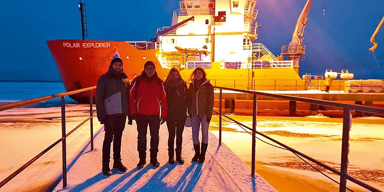 Abenteuerreise durch Finnland